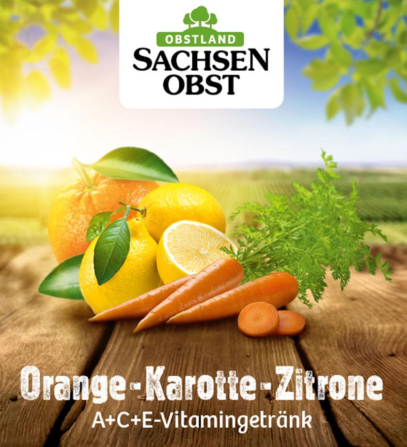 Orange-Karotte-Zitrone