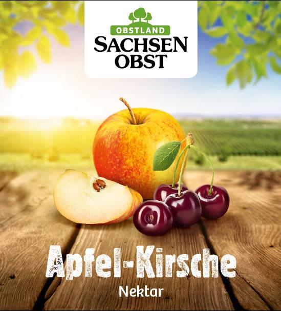 Apfel-Kirsche