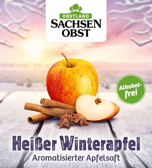 Heißer Winterapfel