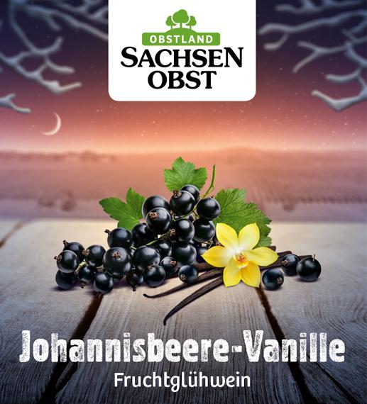 Johannisbeer-Vanille
